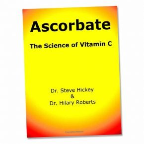 "Bogen ""Ascorbate, The Science of Vitamin C"", af Steve Hickey and Hilary Roberts."