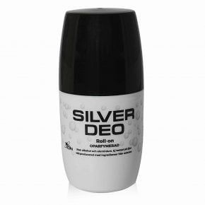 Silver Deo (Roll-on) uden parfume fra Ion-Silver